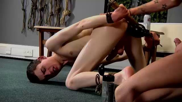 Gay anal bdsm