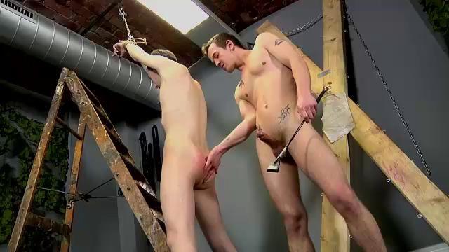 Blister his ass spank spank spank