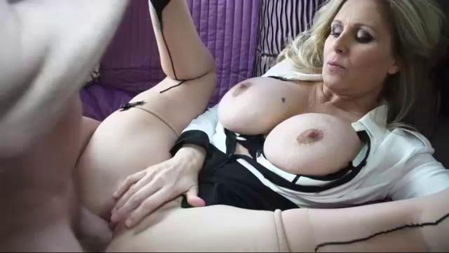 Tits just get better with time, starring Julia Ann and Mark Wood, produced by Devil's Film and Devils Film. Video Categories: Big Tits, MILF and Blowjob.