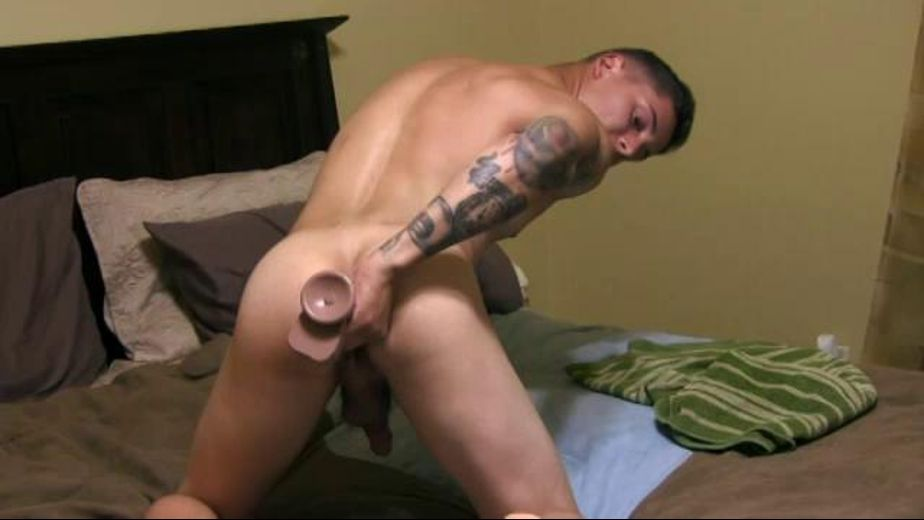 Military Stud Blowing Off Some Steam, starring Tito, produced by Active Duty. Video Categories: Anal, Amateur, Military, Safe Sex, Masturbation and Str8 Bait.