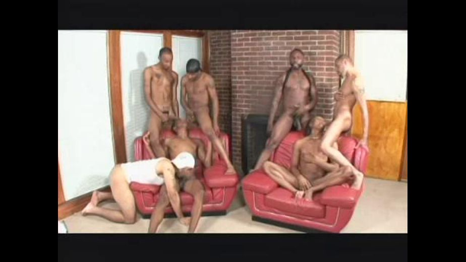 Just Throwin' Down at an Orgy, produced by Bacchus. Video Categories: Black, Safe Sex, Anal, Orgies, Thug and Amateur.
