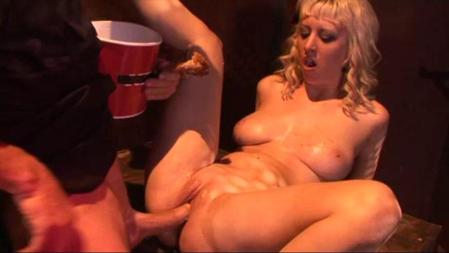 Trapped But Fed Fried Chicken, starring Otto Bauer and Cherry Torn, produced by Powersville Inc. Video Categories: BDSM, Fetish and Blondes.