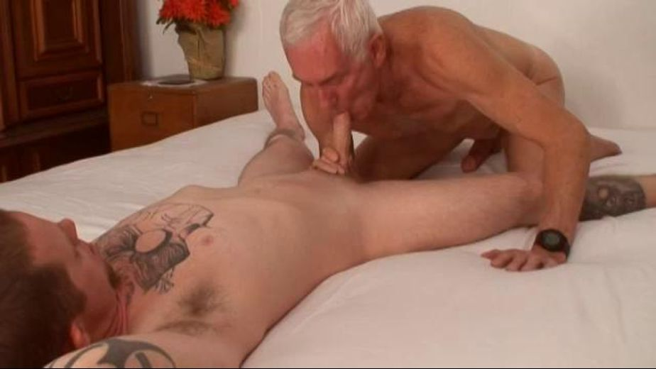 Can I sleep over and maybe fuck?, starring Carl Hubay and Al Blow, produced by Hot Dicks Video. Video Categories: Mature, Anal, Safe Sex, Amateur and Bareback.