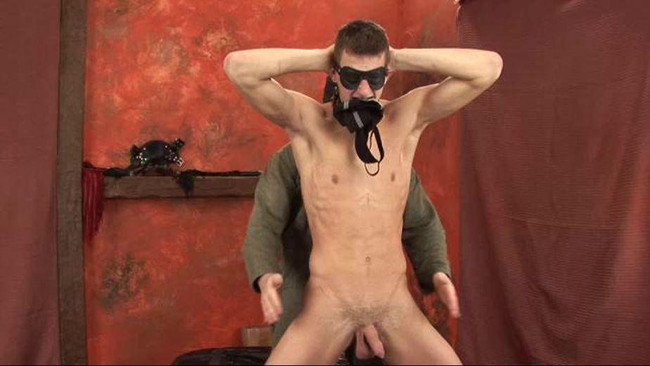 Blindfolded, Tied Up and Ass Smacked, starring Walter Uwe, produced by William Higgins. Video Categories: Euro, BDSM and Fetish.
