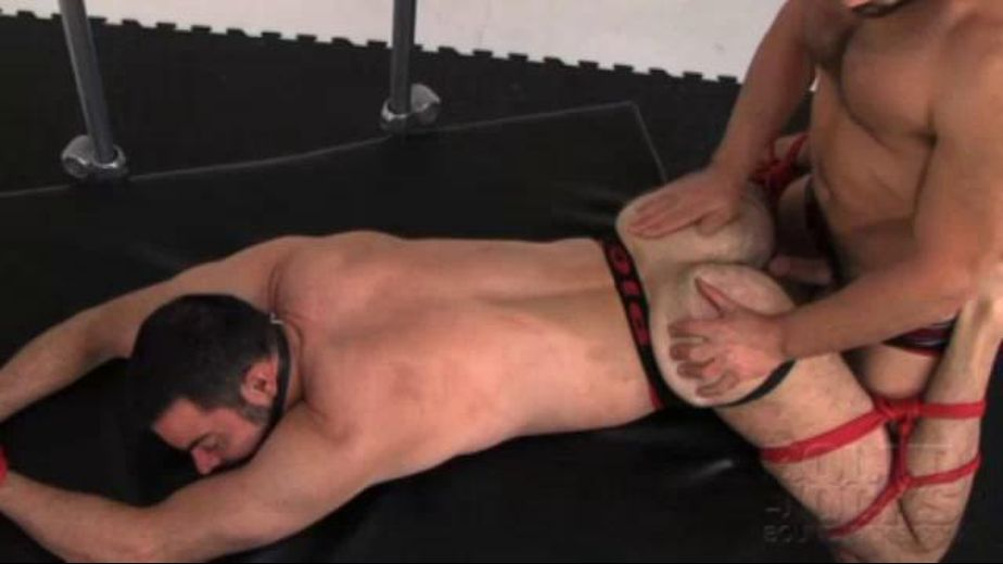 Fit to be Tied, Tied to be Fucked, starring Dolan Wolf and Bob Hager, produced by COLT Studio Group and BoundJocks. Video Categories: Fetish, Anal, Jocks, Safe Sex, Muscles and BDSM.