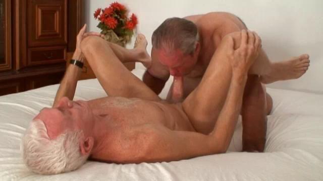Hot anal mature guys