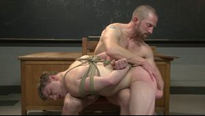 Big Dick Student Gets Private Lessons From Teacher.
