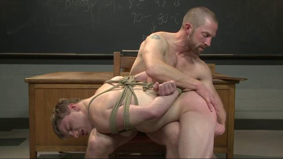 Big Dick Student Gets Private Lessons From Teacher, starring Adam Herst and Doug Acre, produced by KinkMen. Video Categories: BDSM, Big Dick, Anal and Fetish.