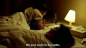 Scoring Some Booty After Karaoke.