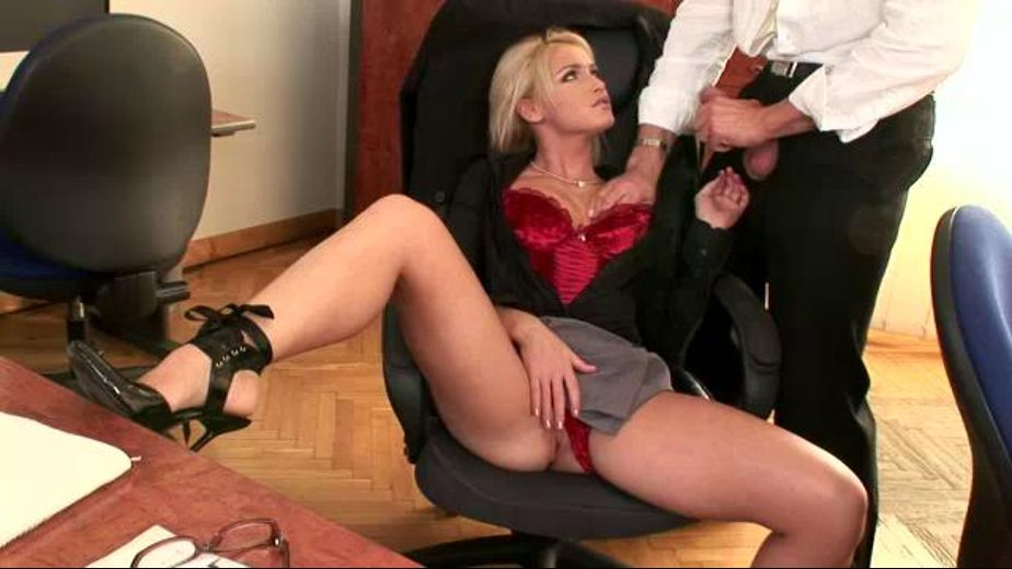 Sexratary take a message, starring Nick Lang and Kathia Nobili, produced by DDF Production Ltd. Video Categories: Blowjob and Blondes.