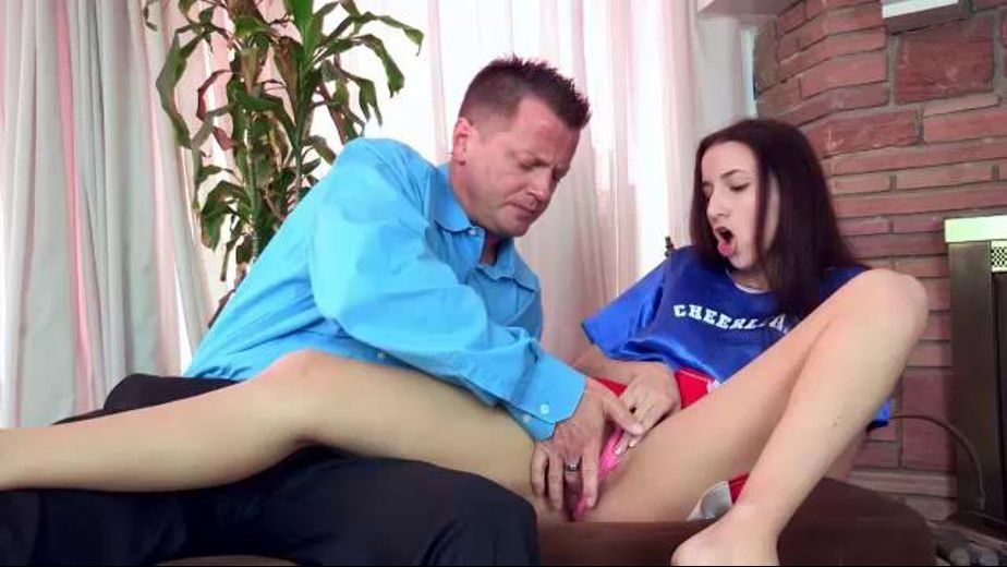 Belle Knox Is A Naughty Cheerleader, starring Eric Masterson and Belle Knox, produced by Combat Zone. Video Categories: Brunettes, Fetish, College Girls and Small Tits.