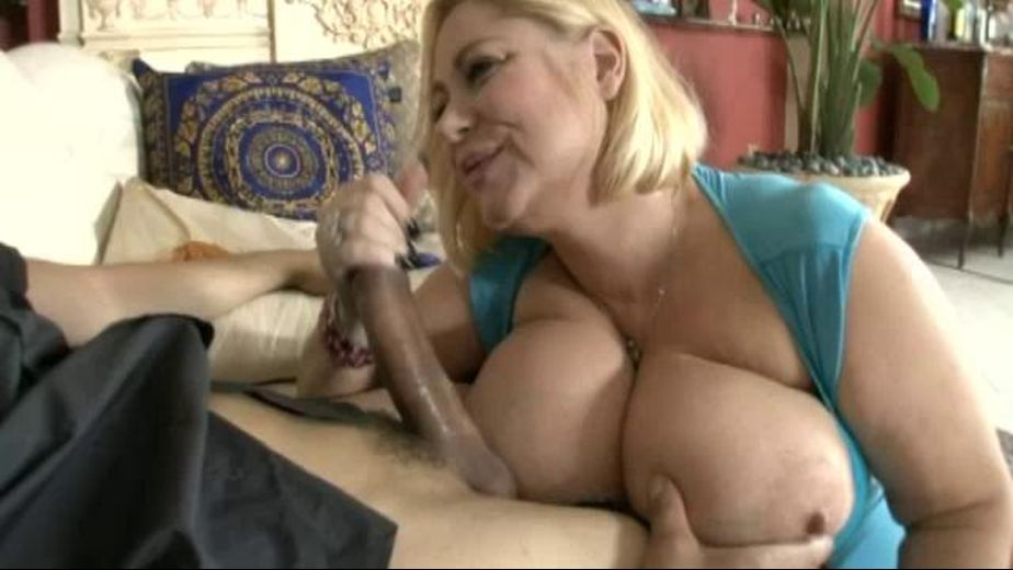 Hot Blonde BBW is wanting some cock., starring Samantha 38G and Angelina Castro, produced by Sensational Video. Video Categories: BBW and Blowjob.