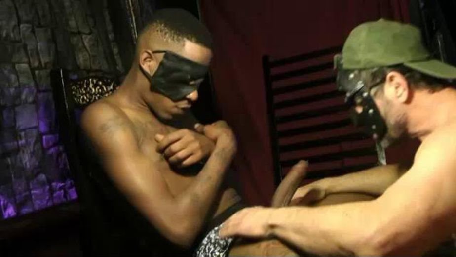 Masked Men, produced by KnightBreeders. Video Categories: Big Dick, Bareback, Uncut, Leather, Interracial and Blowjob.