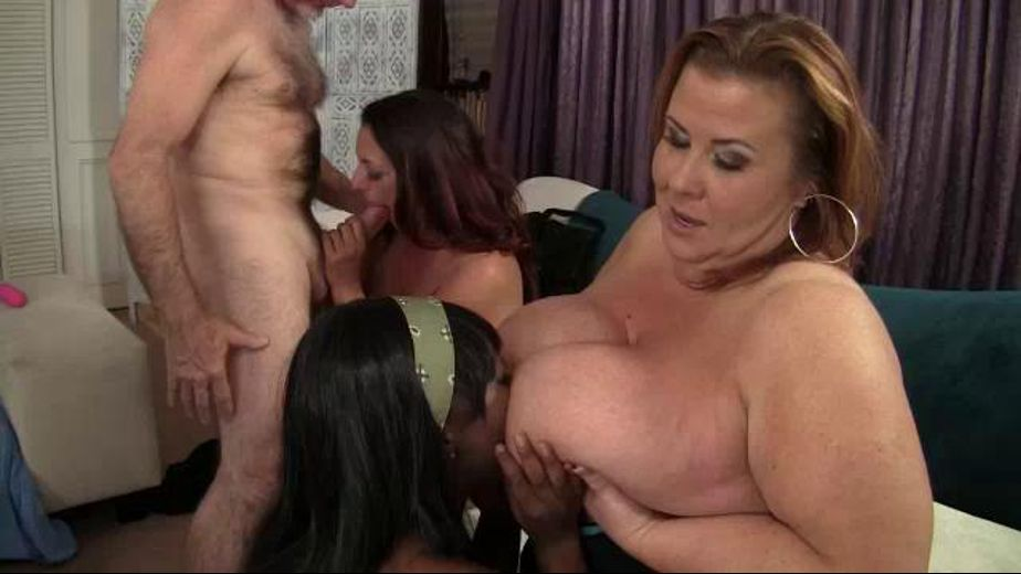 There is plenty of T & A  to go around in this Orgy, starring Lauren, Christian XXX, Jay Crew, Scarlet LaVey, Marie Leone, Lady Lynn, Jessica Roberts, Angel DeLuca and Lyla Everwett, produced by Plumper Nation. Video Categories: Orgies, BBW, Mature, Blowjob and Amateur.