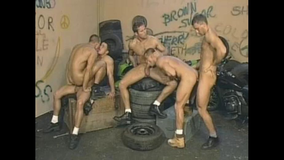 Hard Cock Biker Club Orgy, starring Joe Calderon and Csaba Borbely, produced by Diamond Pictures. Video Categories: Orgies, Anal, Muscles, Classic and Safe Sex.