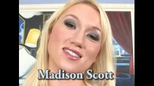 I'm Madison Scott and This Is How I Masturbate.
