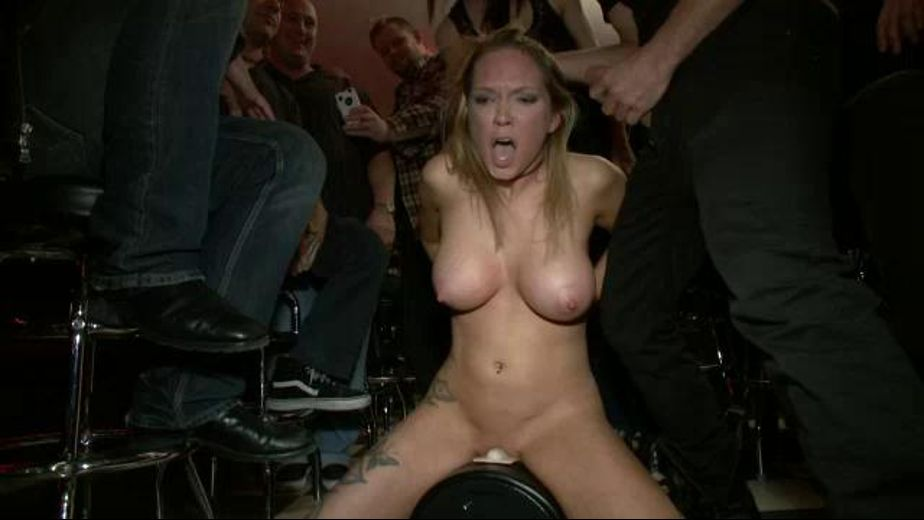 Getting Off In a Crowded Bar, starring Mr. Pete, Princess Donna and Rain DeGrey, produced by Kink. Video Categories: BDSM, GangBang, Anal and Fetish.