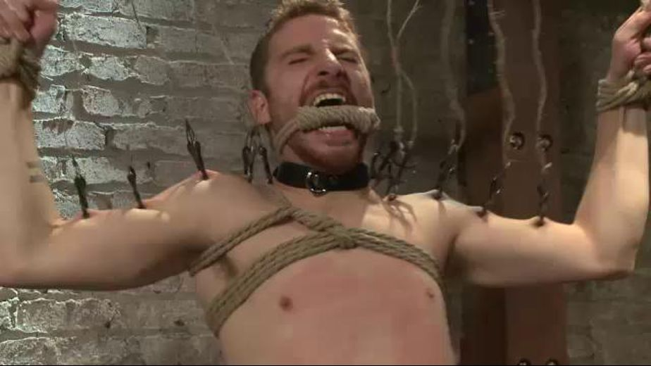 Bondage Boy Takes A Beating, starring Sebastian Keys and Hayden Richards, produced by KinkMen. Video Categories: Leather, BDSM and Fetish.