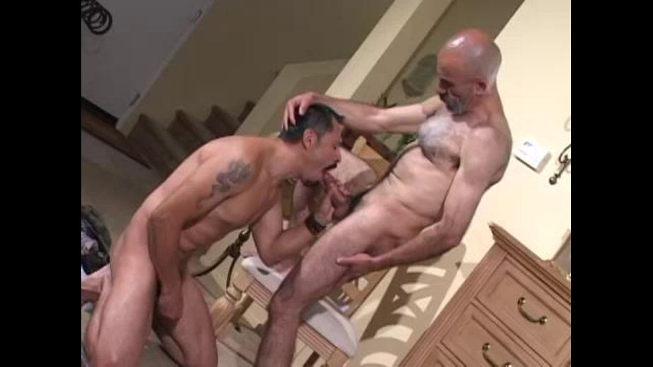 Old Daddies With Facial Hair, produced by Bacchus. Video Categories: Anal, Bear, Mature and Safe Sex.