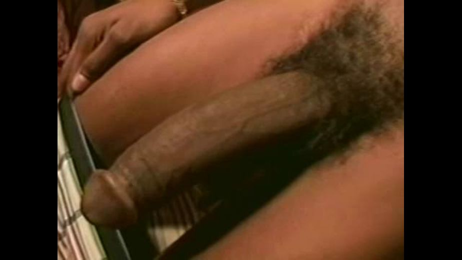 Big black cock solo tube