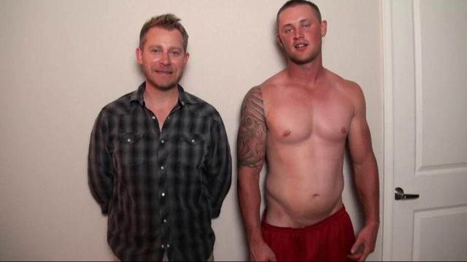 Straight Guy Fucking A Gay Guy, starring Aaron French and Chad Hanson, produced by FUCK Off GUYS. Video Categories: Safe Sex and Str8 Bait.