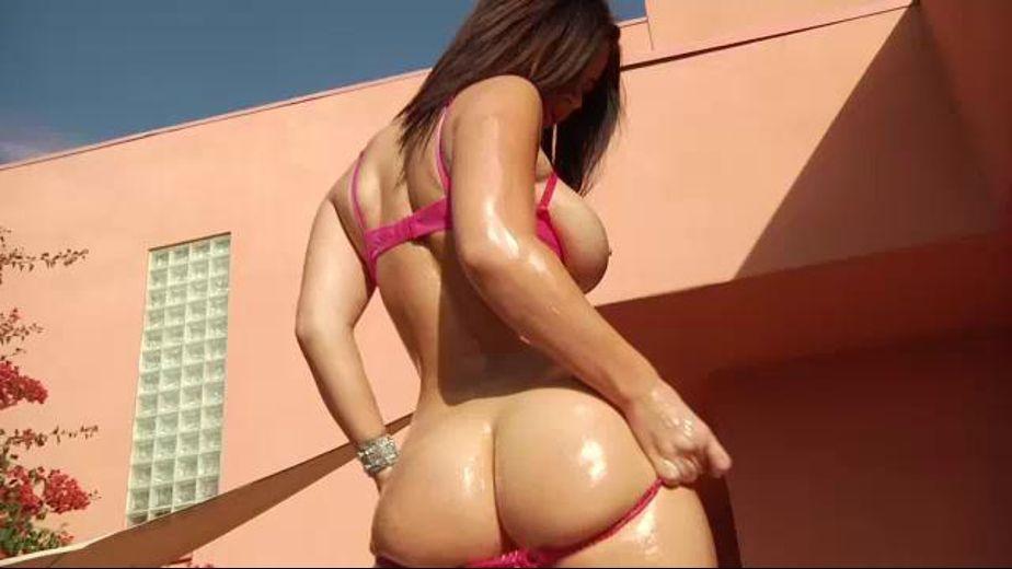 Big Tits, Big Ass, Big Fun, starring Jayden Jaymes, produced by Elegant Angel Productions. Video Categories: Big Butt and Big Tits.
