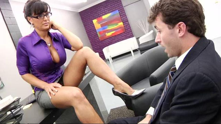 Eating my boss, starring Lisa Ann, produced by Elegant Angel Productions. Video Categories: Big Tits, MILF and Big Butt.