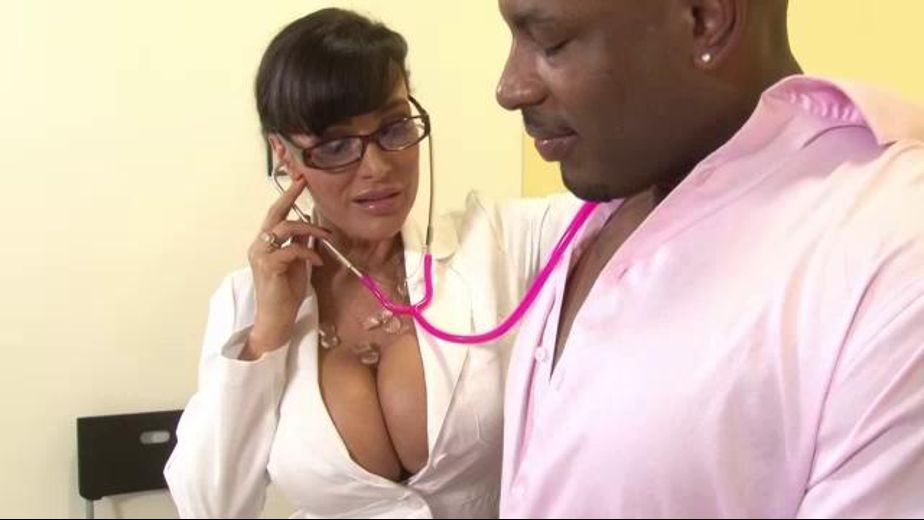 Doctor with Big Tits Loves Black Cock, starring Lisa Ann and Flash Brown (m), produced by Pink Velvet. Video Categories: Interracial, Big Dick, MILF, Fetish and Big Tits.
