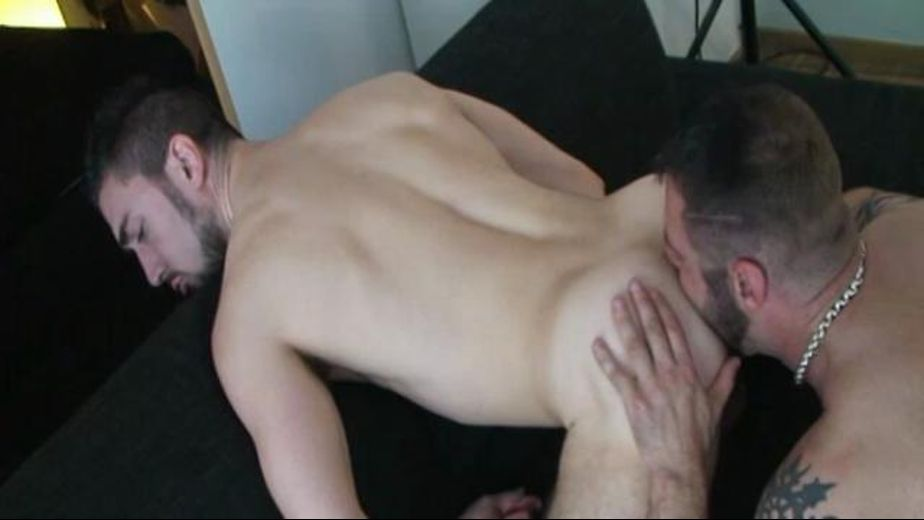 Rimmed and Fucked, starring Andrew Bozek and Gaston Groupier, produced by All Real Bareback. Video Categories: Amateur, Anal, Jocks and Bareback.