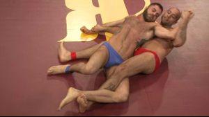 Erotic Wrestling.