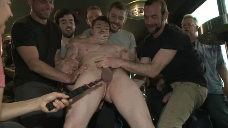 Nasty Bartender is Taught a Lesson, starring Hayden Richards, Will Parks and Rob Yaeger, produced by KinkMen. Video Categories: Safe Sex, Muscles, BDSM, Fetish, GangBang and Blowjob.