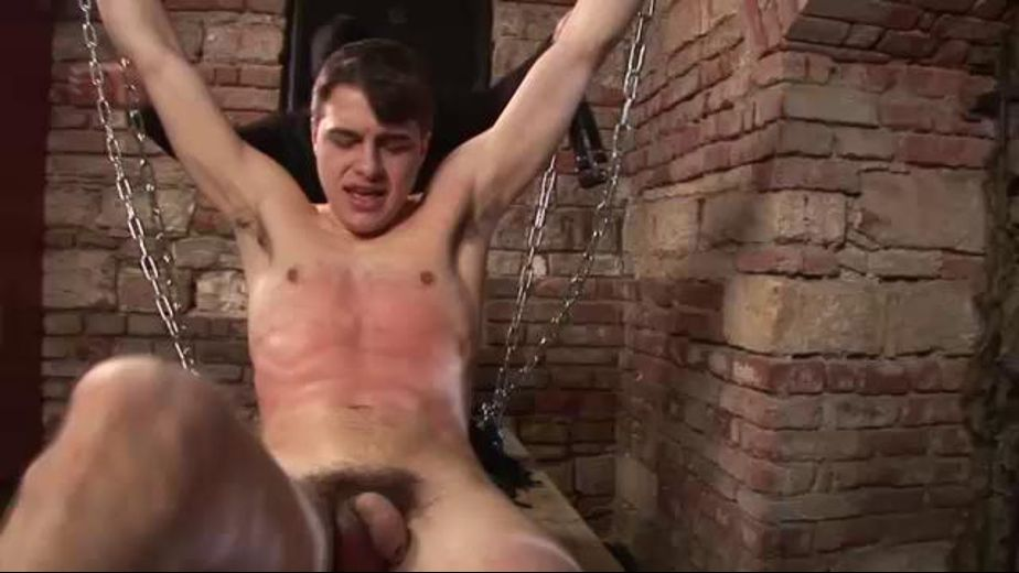 Euro Boy Gets Spanked and Tortured, starring Lubos Sasek, produced by William Higgins. Video Categories: Fetish, BDSM, Euro and Masturbation.