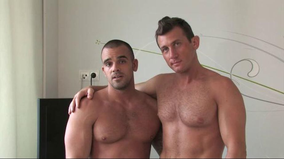 Driving Cock, starring Damien Crosse and Ettore Tosi, produced by Lucas Kazan Productions. Video Categories: Euro and Muscles.