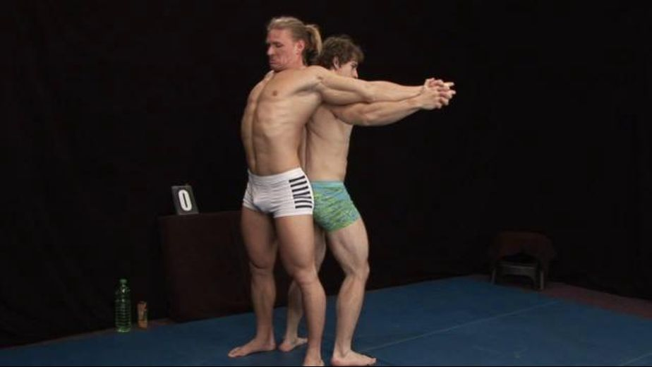 Body Slam, starring David Kadera and Tomas Kukal, produced by William Higgins. Video Categories: Euro and Muscles.