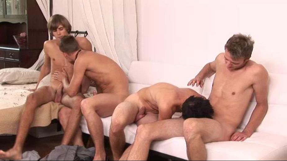 Czech Stroke and Suck Orgy, starring Denton Gary, Tomas Berger, Jaro Grygar and Daniel Koc, produced by William Higgins. Video Categories: College Guys, Amateur, Blowjob, Euro, Orgies, Safe Sex, Uncut, Jocks and Masturbation.
