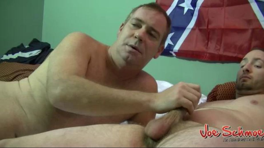 Rednecks Are Gay for Pay, produced by Joe Schmoe Productions. Video Categories: Bareback and Str8 Bait.