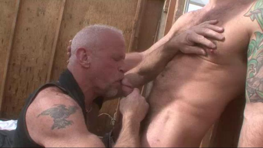 New Construction Is I'm Ready To Open, starring George Glass and Dusty Wood, produced by Pantheon Productions. Video Categories: Safe Sex, Muscles, Bear, Mature and Anal.