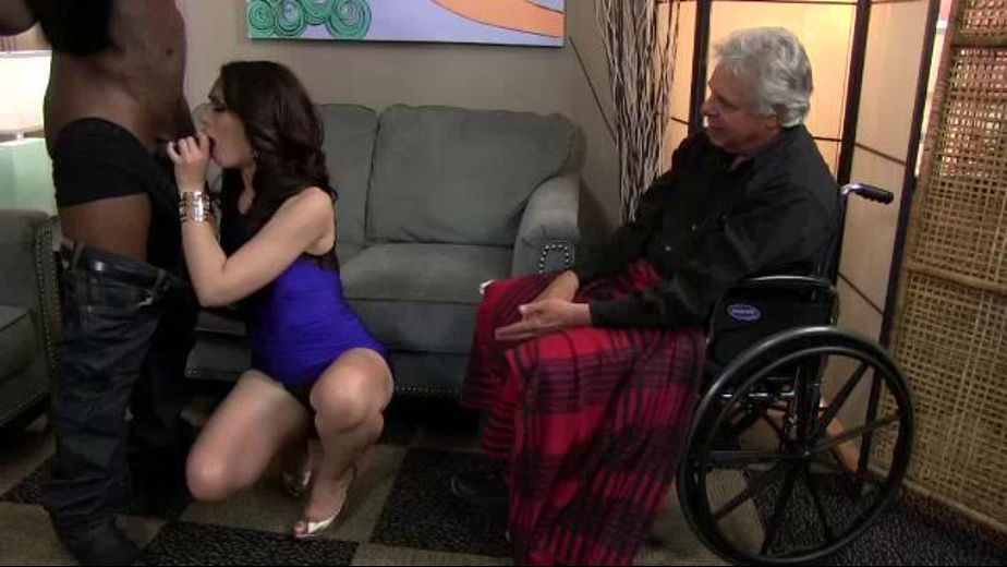 Cuckold Cripple, starring Sarah Shevon, David Christopher and Rob Piper, produced by Evil Angel and Mean Bitch Productions - Evil Angel. Video Categories: Threeway, Fetish and Cuckold.