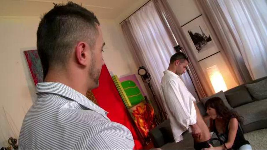 Multiple cocks required., starring Totti, Mugur and Alysa, produced by DDF Production Ltd. Video Categories: Anal and Threeway.