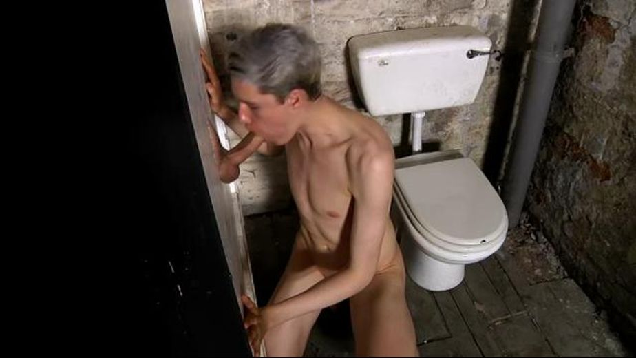 Silver Twink at the Gloryhole, starring Calvin Croft, produced by BoyNapped. Video Categories: College Guys, Euro, Blowjob and Fetish.