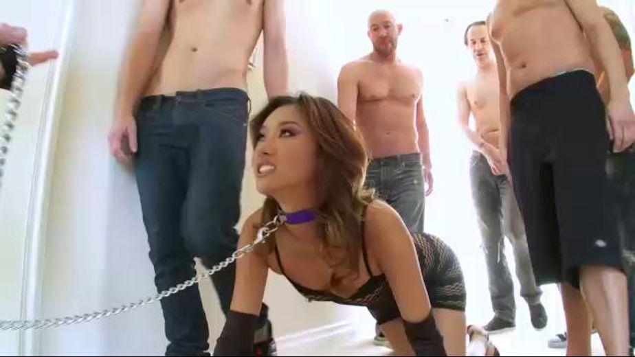 Alina Li is On The Chain, starring Mark Zane, Bill Bailey and Alina Li, produced by Jules Jordan Video. Video Categories: Interracial, Asian and Gonzo.