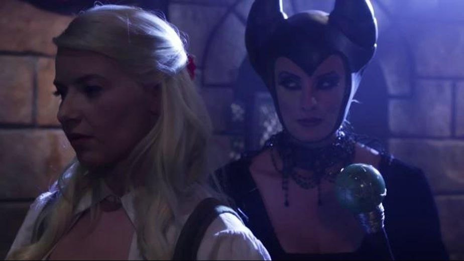 Anikka Albrite Meets Maleficent, starring Stormy Daniels and Anikka Albrite, produced by Wicked Pictures. Video Categories: Lesbian.