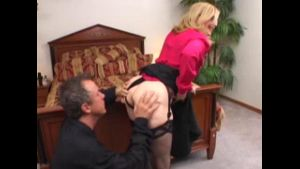 Tongue fucking Nina Hartley.