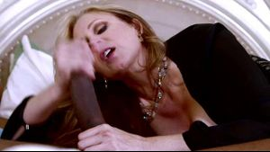 Naughty Cougar Julia Ann cuckolding.