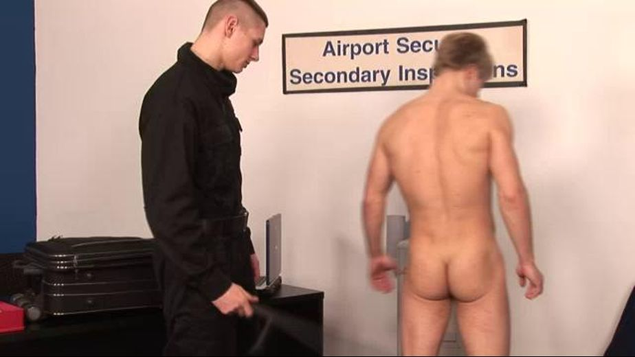 TSAnal? Getting the full Airport Inspection, produced by William Higgins. Video Categories: Euro, Fetish and Bareback.