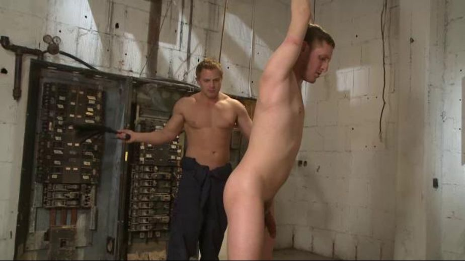 Bondage Leather Whip Muscles Guy, starring Michael Anthony and Lief Kaase, produced by KinkMen. Video Categories: Big Dick, Muscles, BDSM, Blowjob, Fetish, Leather and Masturbation.