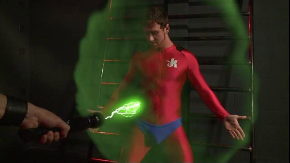 This Superhero's Kryotnite in Electroplay, starring Connor Maguire, produced by KinkMen. Video Categories: Muscles, BDSM, Fetish, Blowjob and Interracial.