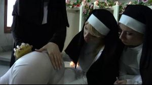 Secret and Kinky Purification Rites of the Nuns.