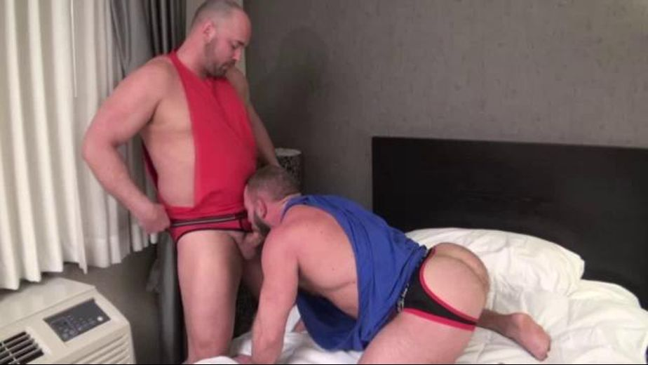 Big Bad Bears on Vacation, starring Tyler Reed, produced by RawJOXXX. Video Categories: Bareback, Anal, Bear and Muscles.
