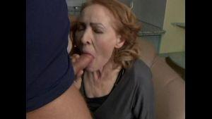 Grandma Izida needs a hard cock.